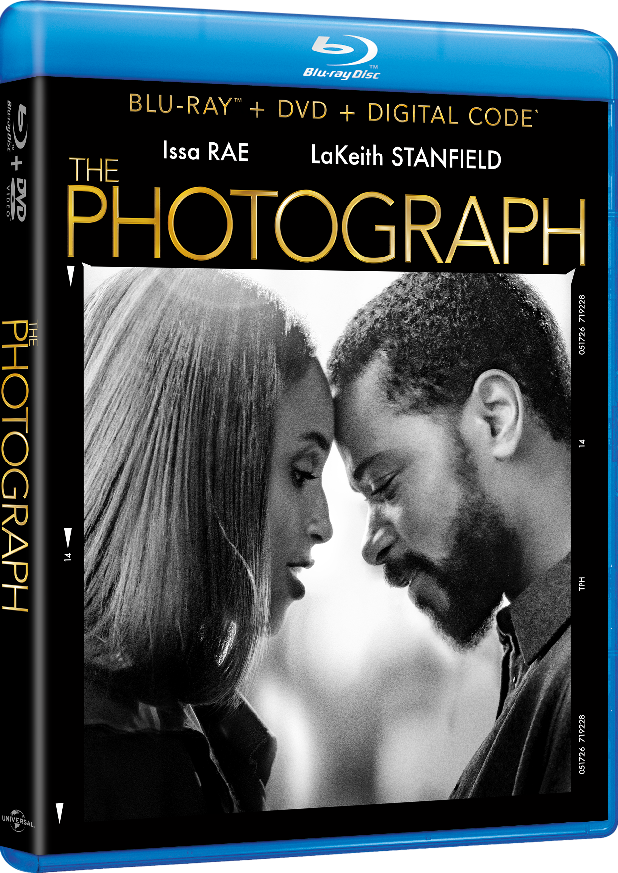 The Photograph Blu-ray
