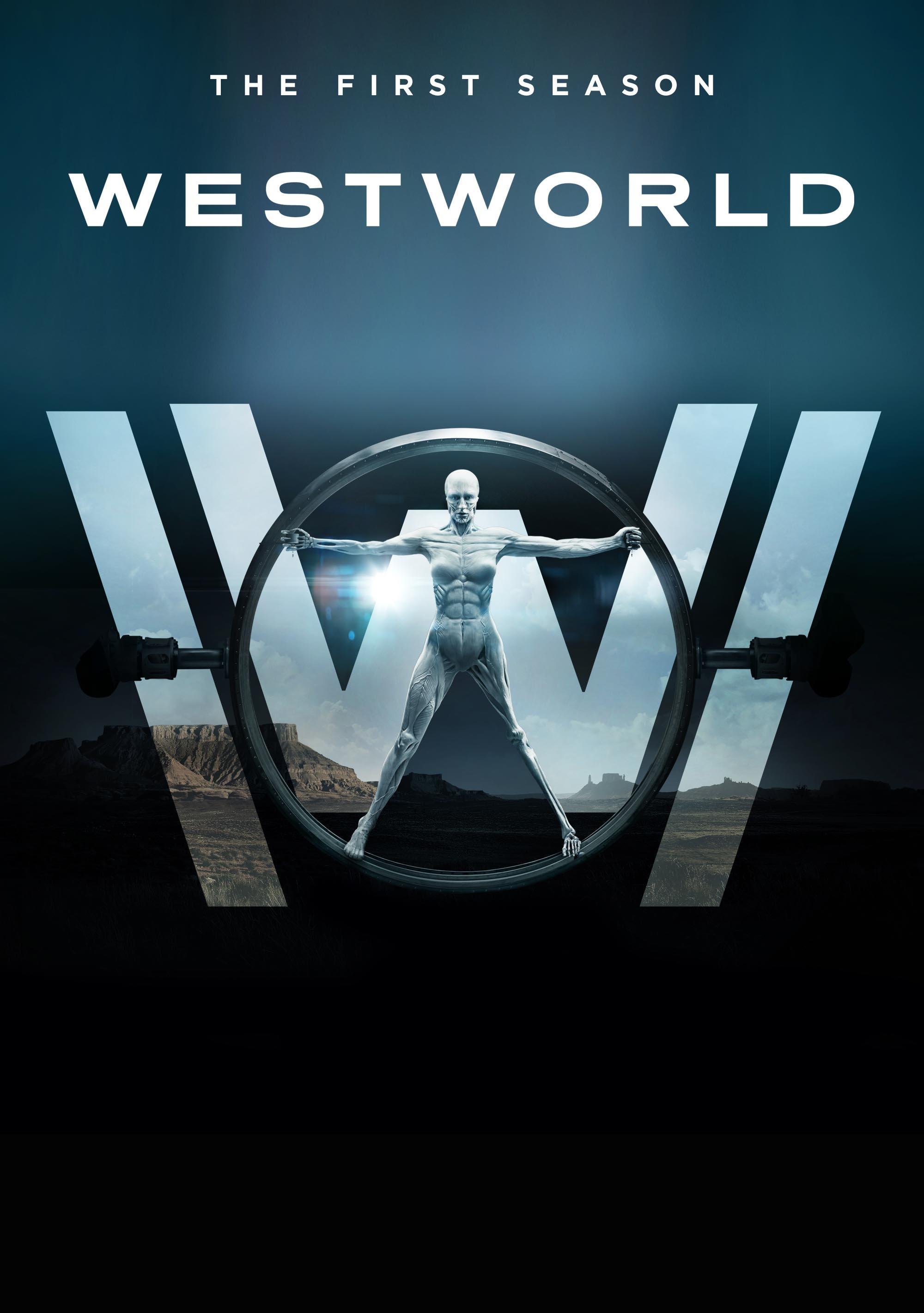 westworld-season-1-digital Blu-ray