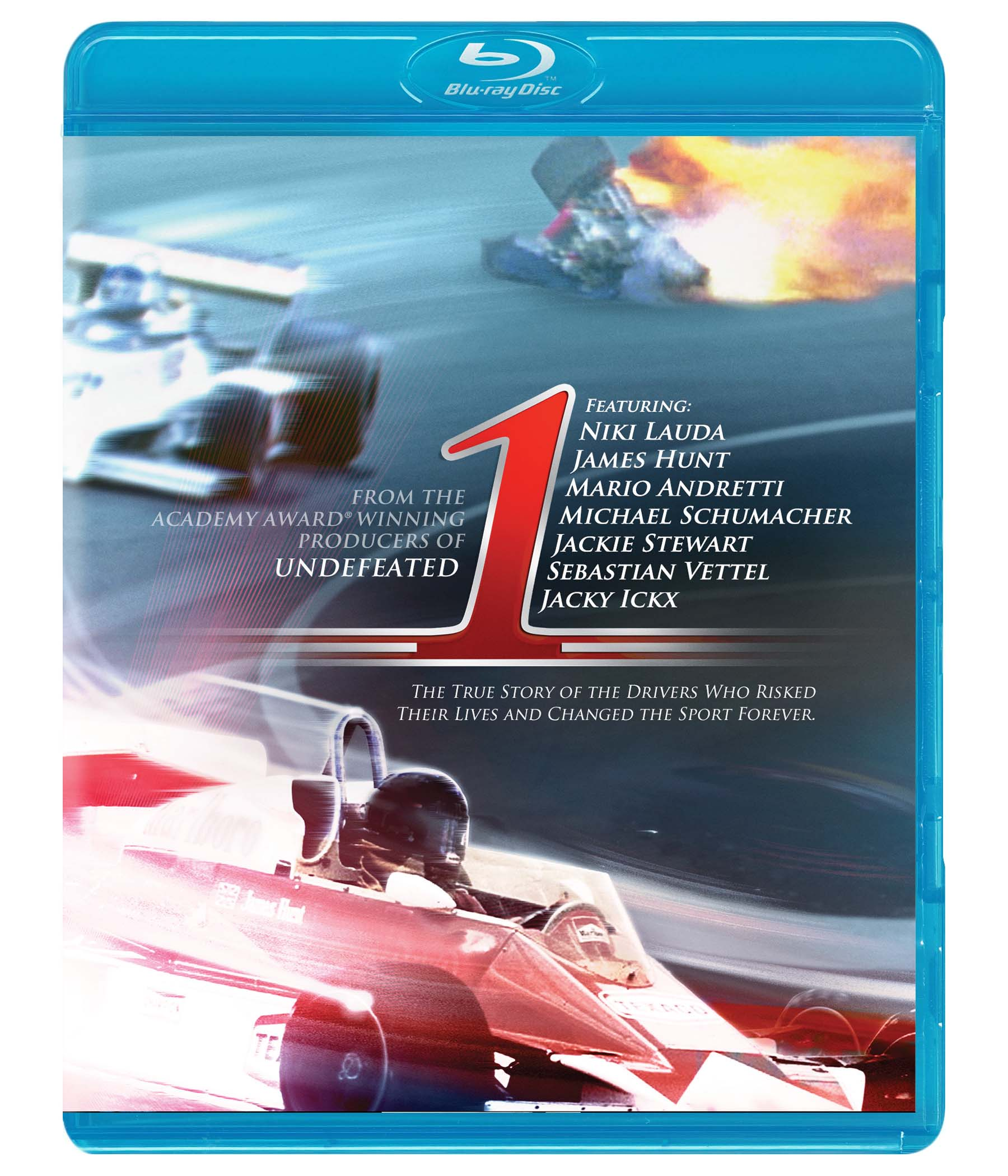 1 Blu-ray Review