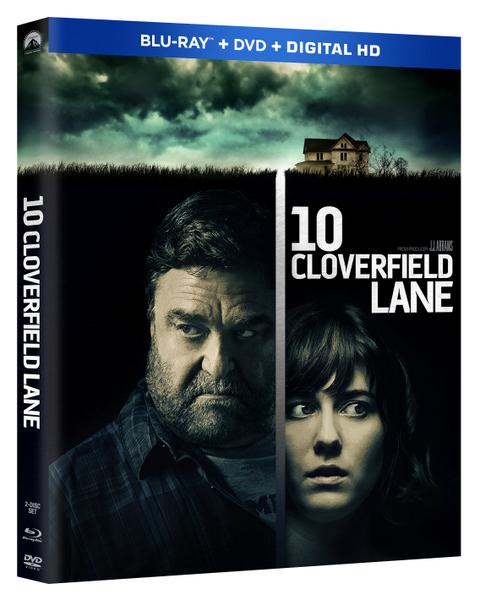 10 Cloverfield Lane Blu-ray Review