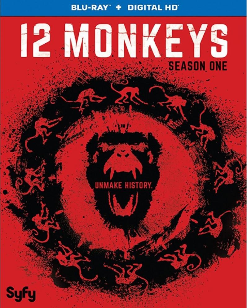 12 Monkeys Season One  Blu-ray Review