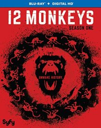 12 Monkeys Season 1 (Blu-ray + DVD + Digital HD)