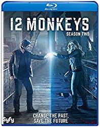 12 Monkeys Season 2 (Blu-ray + DVD + Digital HD)