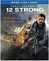12 Strong (Blu-ray + DVD + Digital HD)