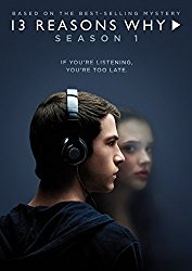 13 Reasons Why Season One DVD