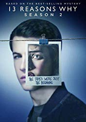 13 Reasons Why Season 2 (Blu-ray + DVD + Digital HD)