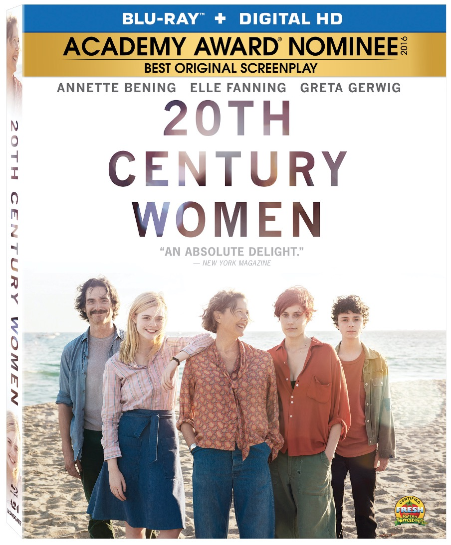 20TH CENTURY WOMEN Blu-ray