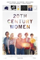 20th Century Women Blu-ray Cover
