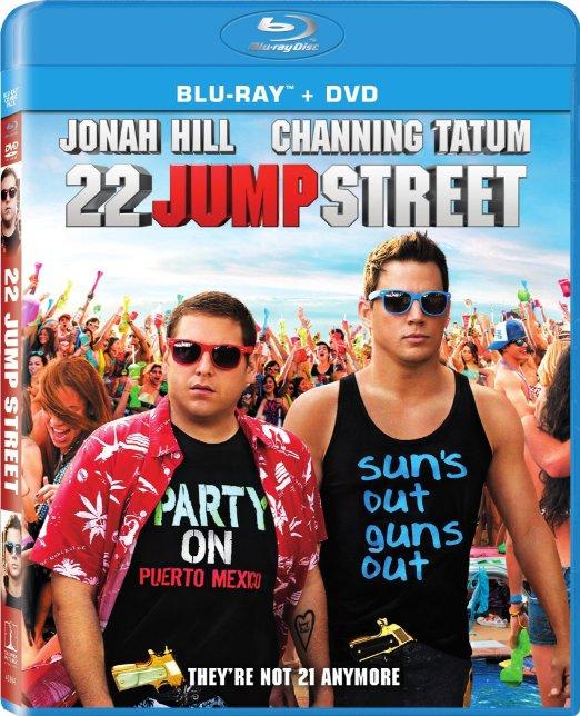 22 Jump Street (Blu-ray + DVD + Digital HD)