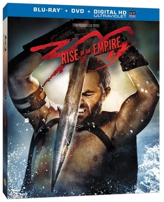 300 Rise of an Empire Blu-ray