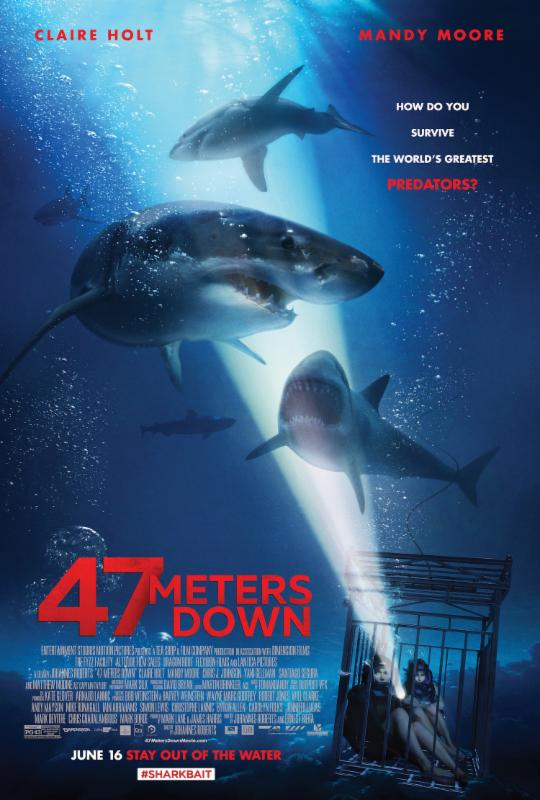 47 METERS DOWN Movie Still