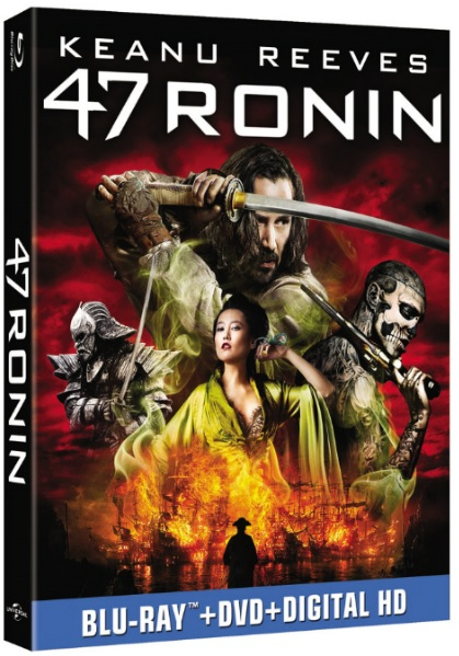 47 Ronin Blu-ray Review