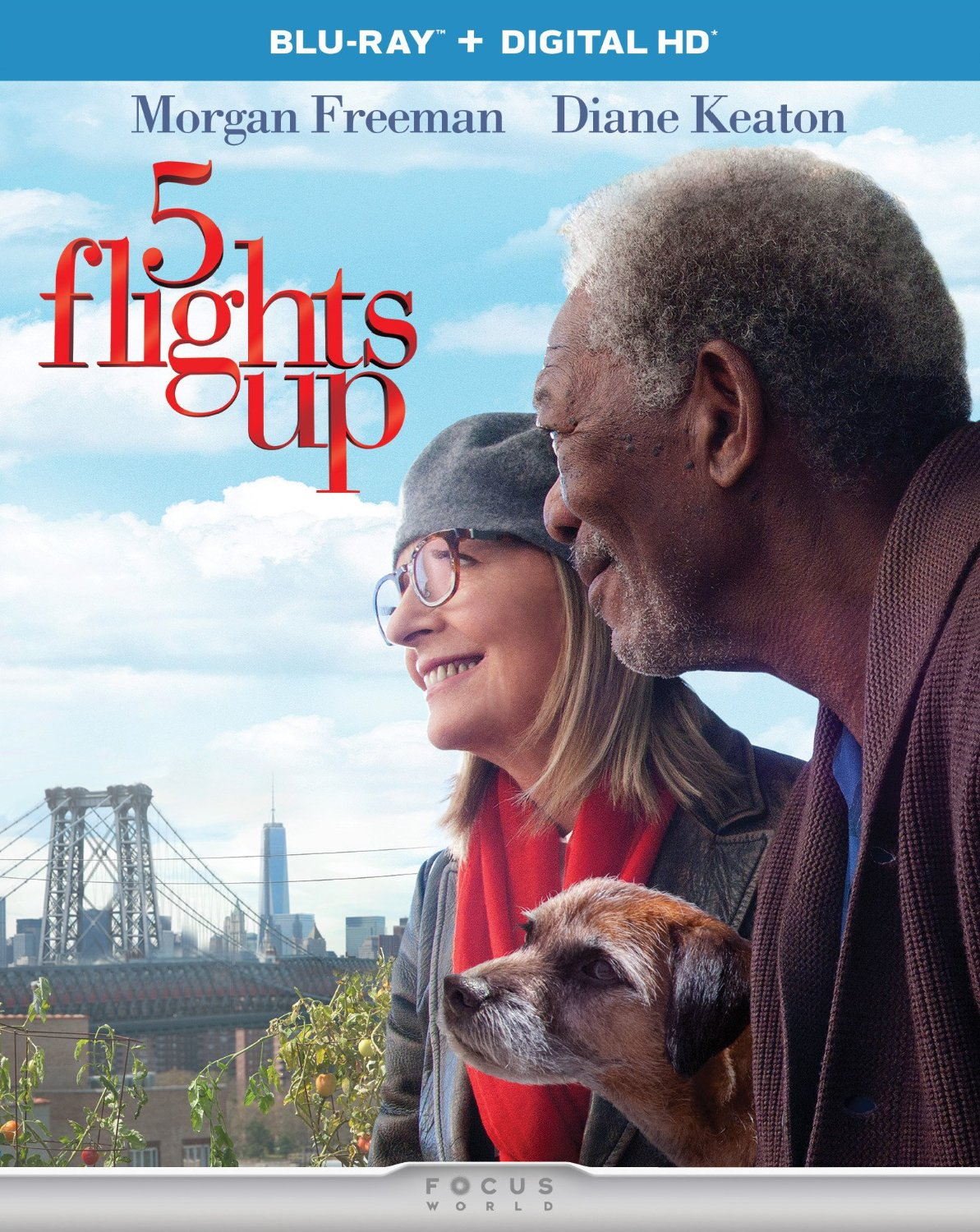 5 Flights Up Blu-ray Review