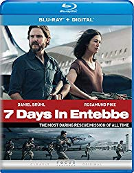 7 Days in Entebbe (Blu-ray + DVD + Digital HD)