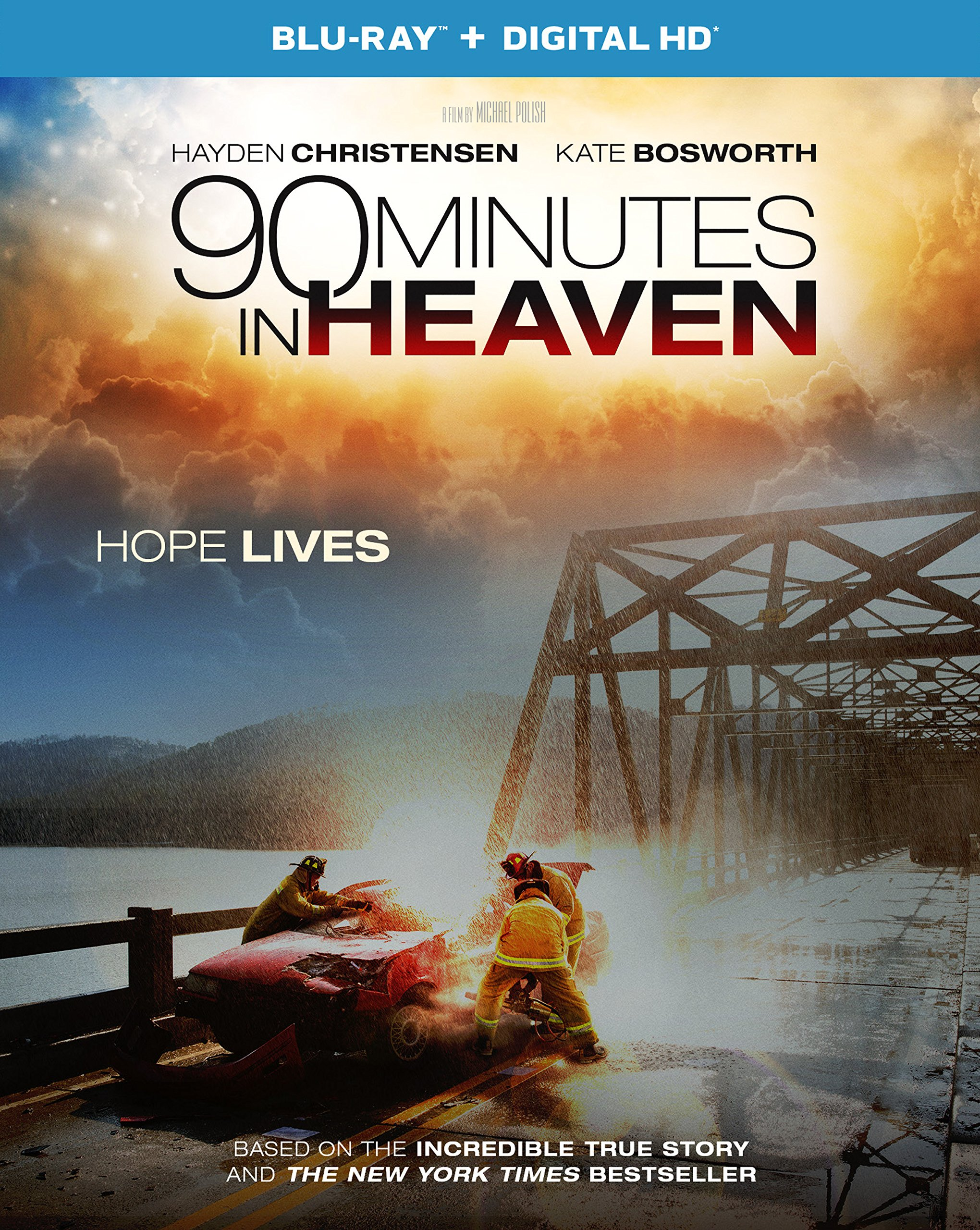 90 Minutes In Heaven Blu-ray Review