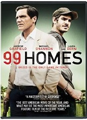 99 Homes(Blu-ray + DVD + Digital HD)