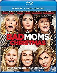 A Bad Moms Christmas(Blu-ray + DVD + Digital HD)