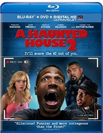 A Haunted House 2 (Blu-ray + DVD + Digital HD)