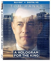 A HOLOGRAM FOR THE KING (Blu-ray + DVD + Digital HD)