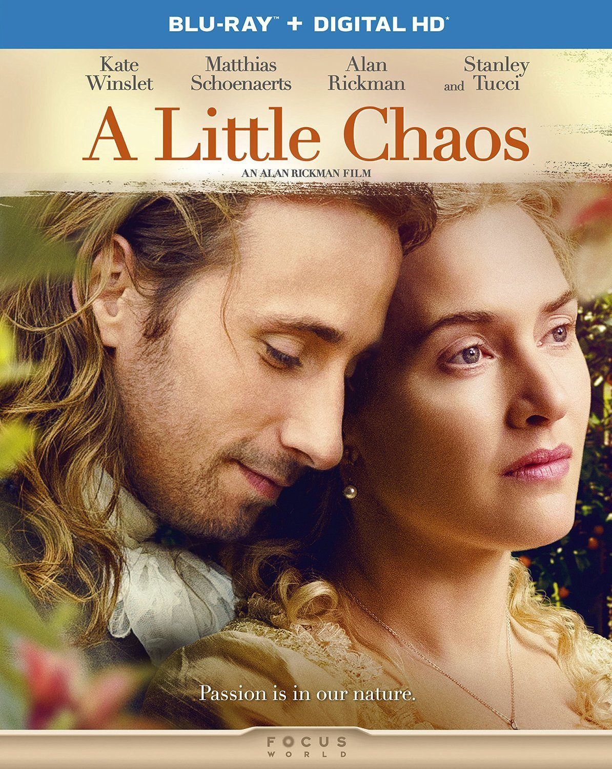 A Little Chaos Blu-ray Review
