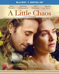A Little Chaos Blu-ray