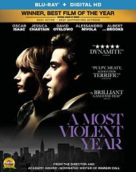 A Most Violent Year (Blu-ray + DVD + Digital HD)
