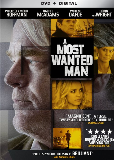 A Most Wanted Man(Blu-ray + DVD + Digital HD)