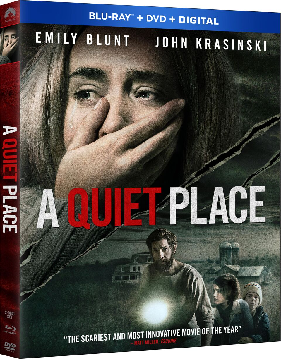 A Quiet Place Blu-ray Review
