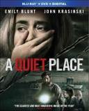A Quiet Place (Blu-ray + DVD + Digital HD)