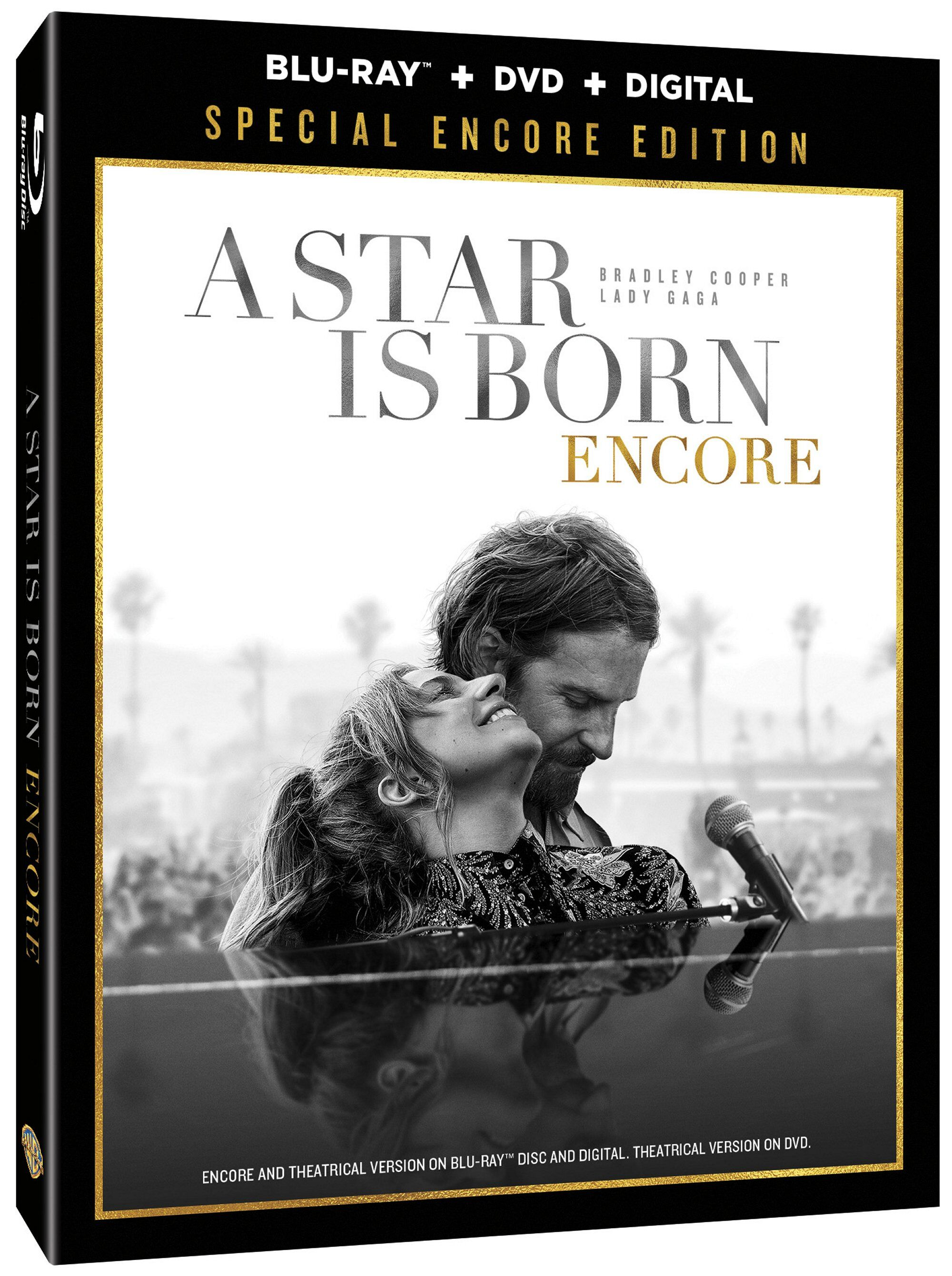 A Star is Born Blu-ray Review