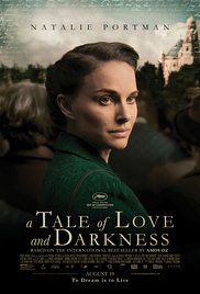 A Tale of Love and Darkness Blu-ray Cover