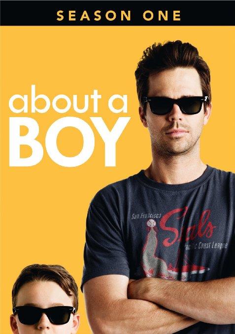 About a Boy Season 1 (Blu-ray + DVD + Digital HD)