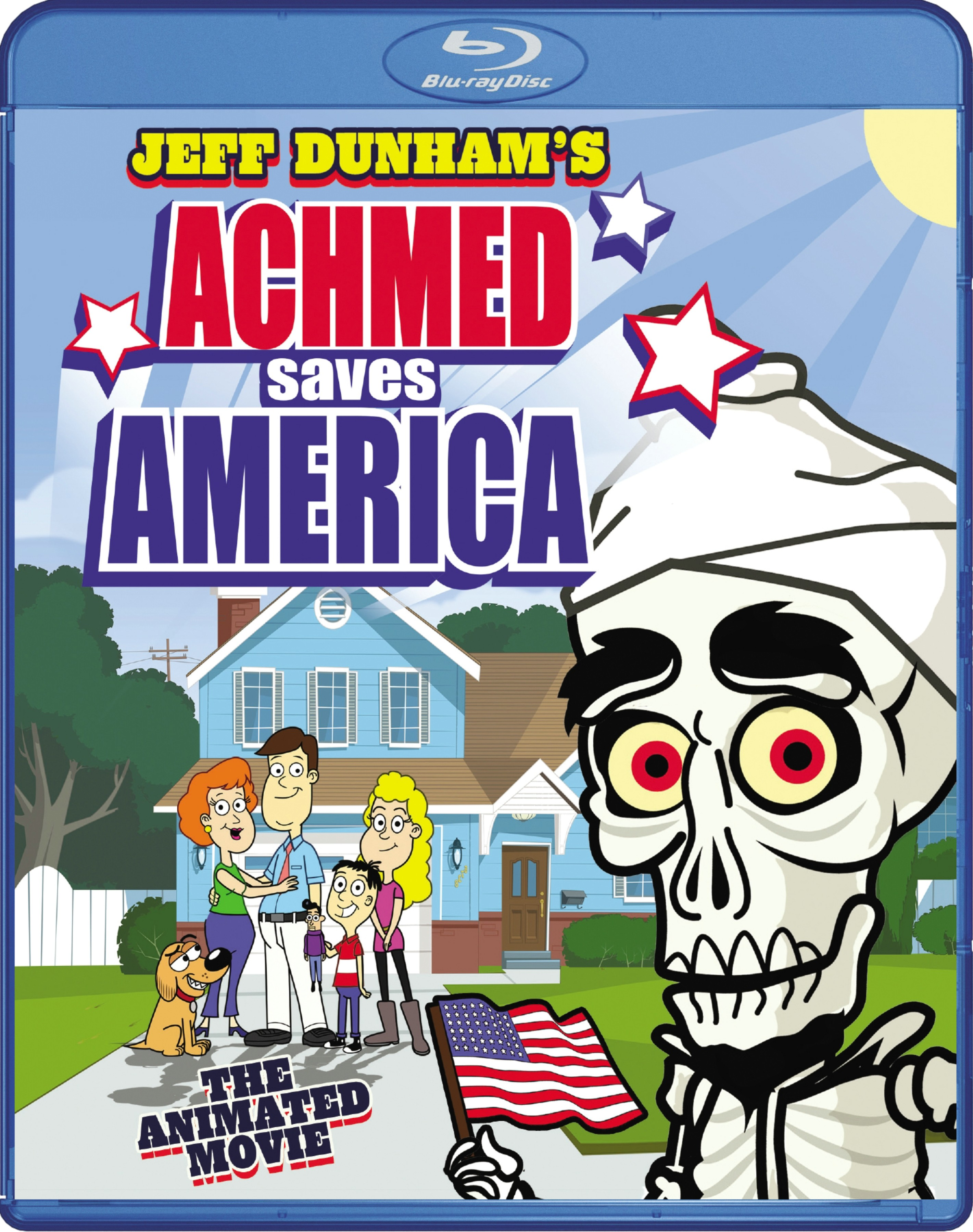 Achmed Saves America Blu-ray Review