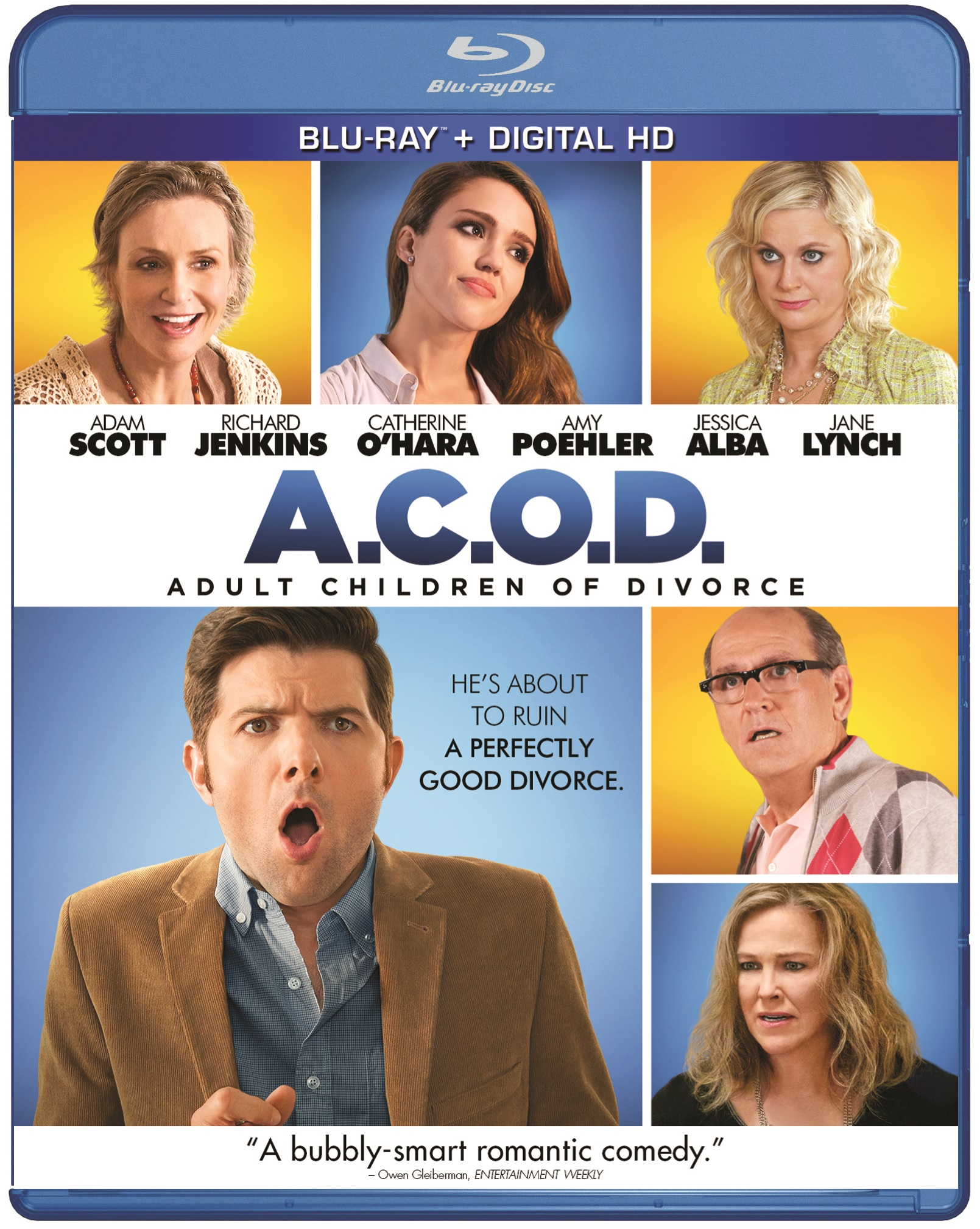 A.C.O.D Blu-ray Review