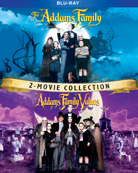 The Addams Family 2 Movie Collection Blu-ray Review