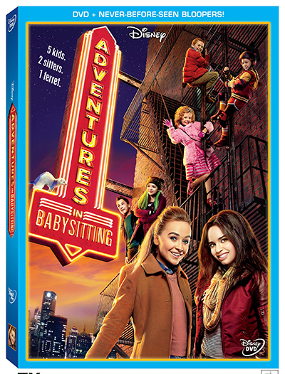 Adventures in Babysitting DVD Review