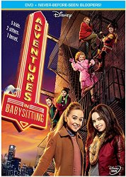 adventures-in-babysitting Blu-ray Cover