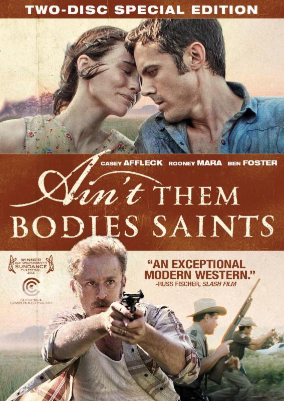 Ain't Them Bodies Saints DVD Review