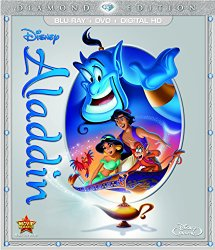 Aladdin (Blu-ray + DVD + Digital HD)