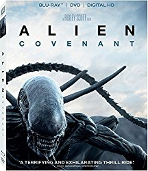 Alien Covenant (Blu-ray + DVD + Digital HD)