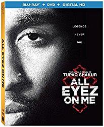 All Eyez on Me (Blu-ray + DVD + Digital HD)