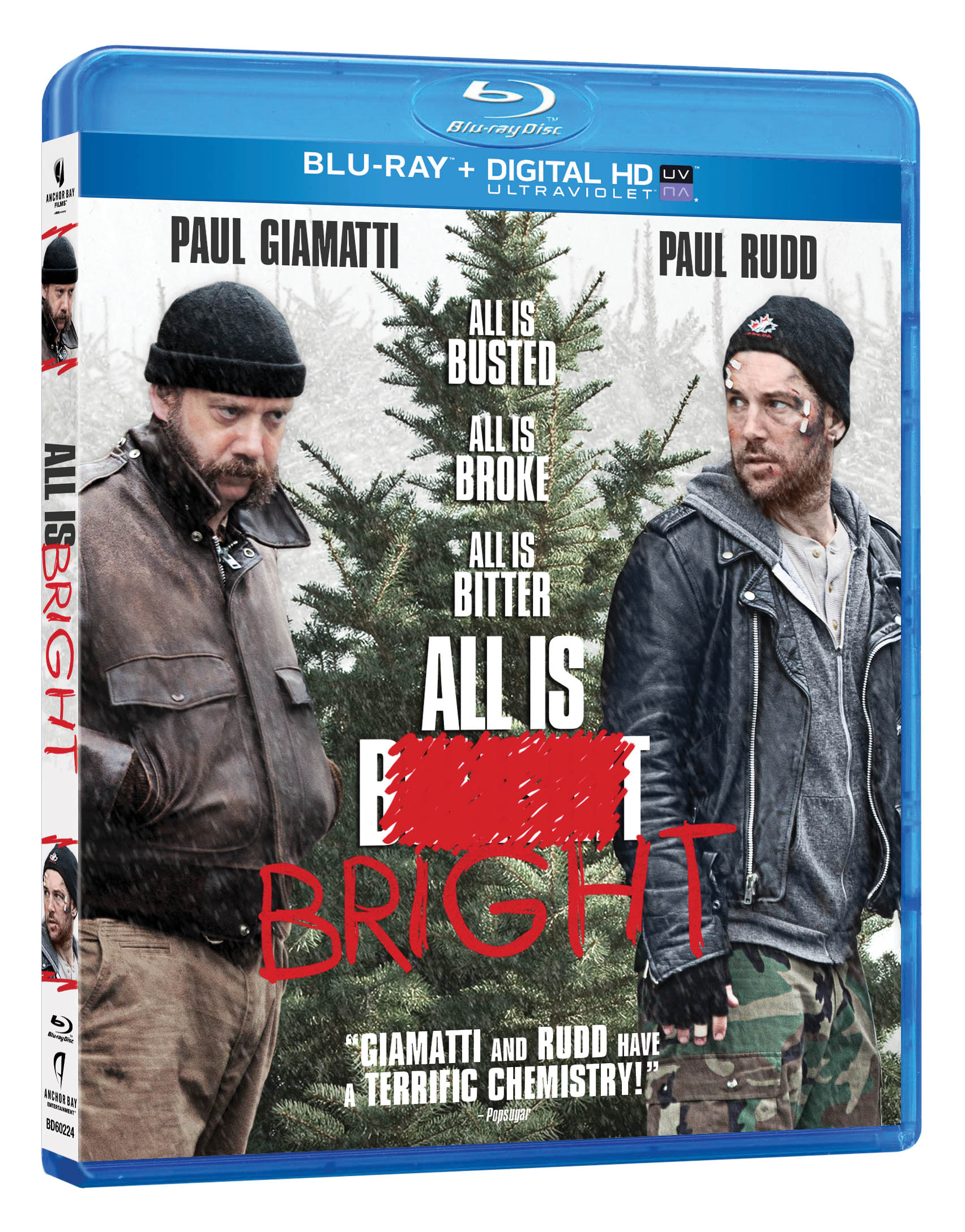 All is Bright Blu-ray Review