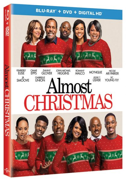ALMOST CHRISTMAS Blu-ray