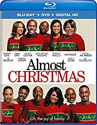 Almost Christmas (Blu-ray + DVD + Digital HD)