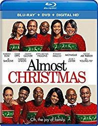 Almost Christmas Blu-ray