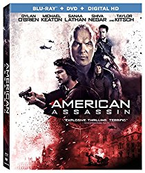 American Assassin (Blu-ray + DVD + Digital HD)