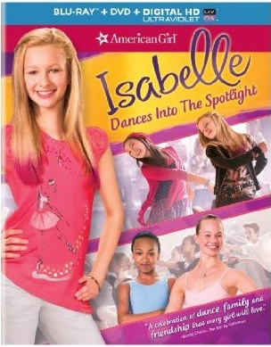 American Girl Isabelle Dance into The Spotlight [Blu-ray]