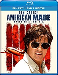 American Made(Blu-ray + DVD + Digital HD)