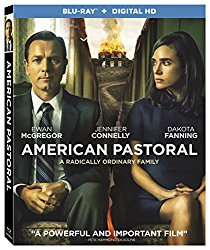 American Pastoral Blu-ray