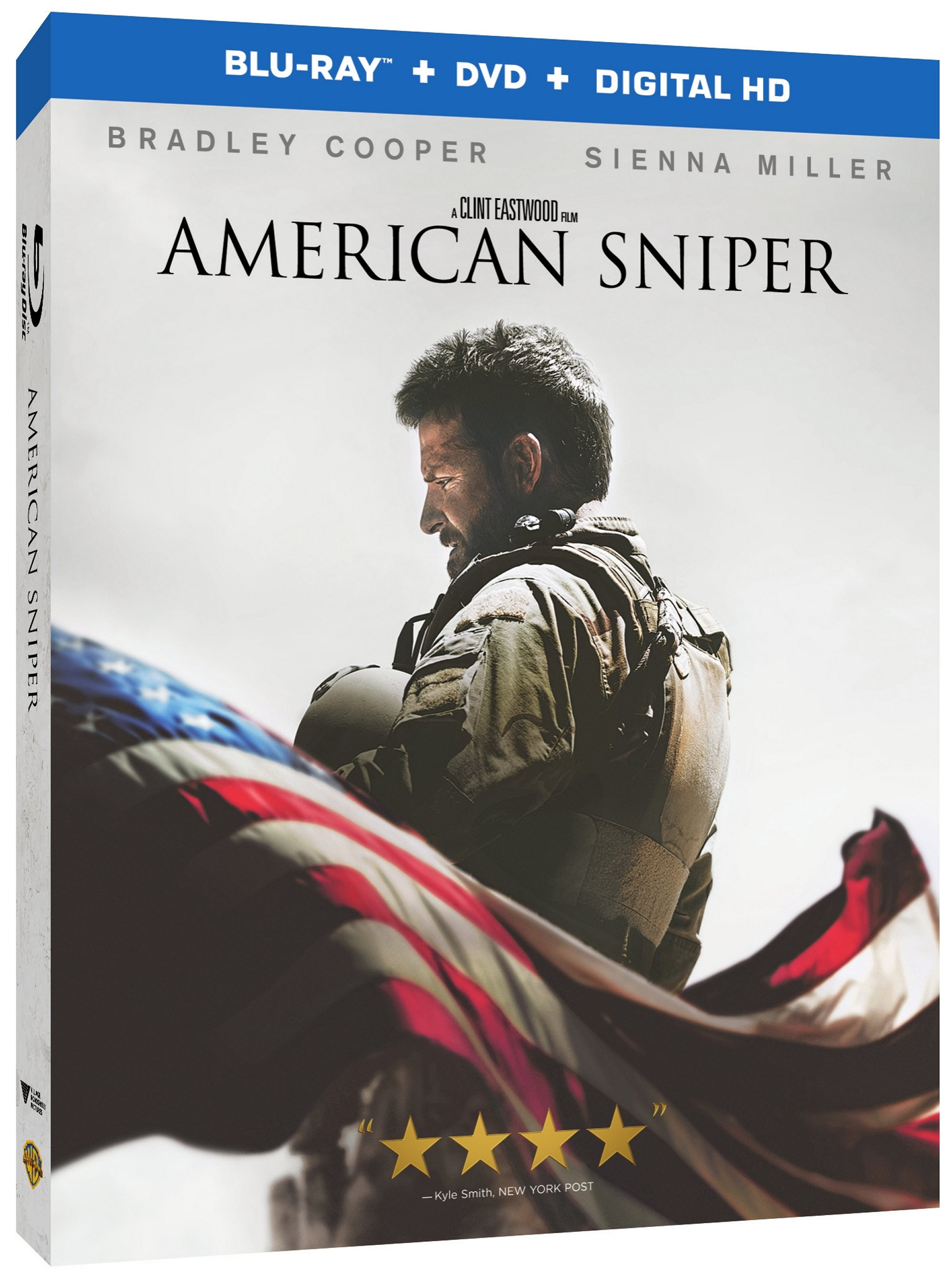 American Sniper Blu-ray Review